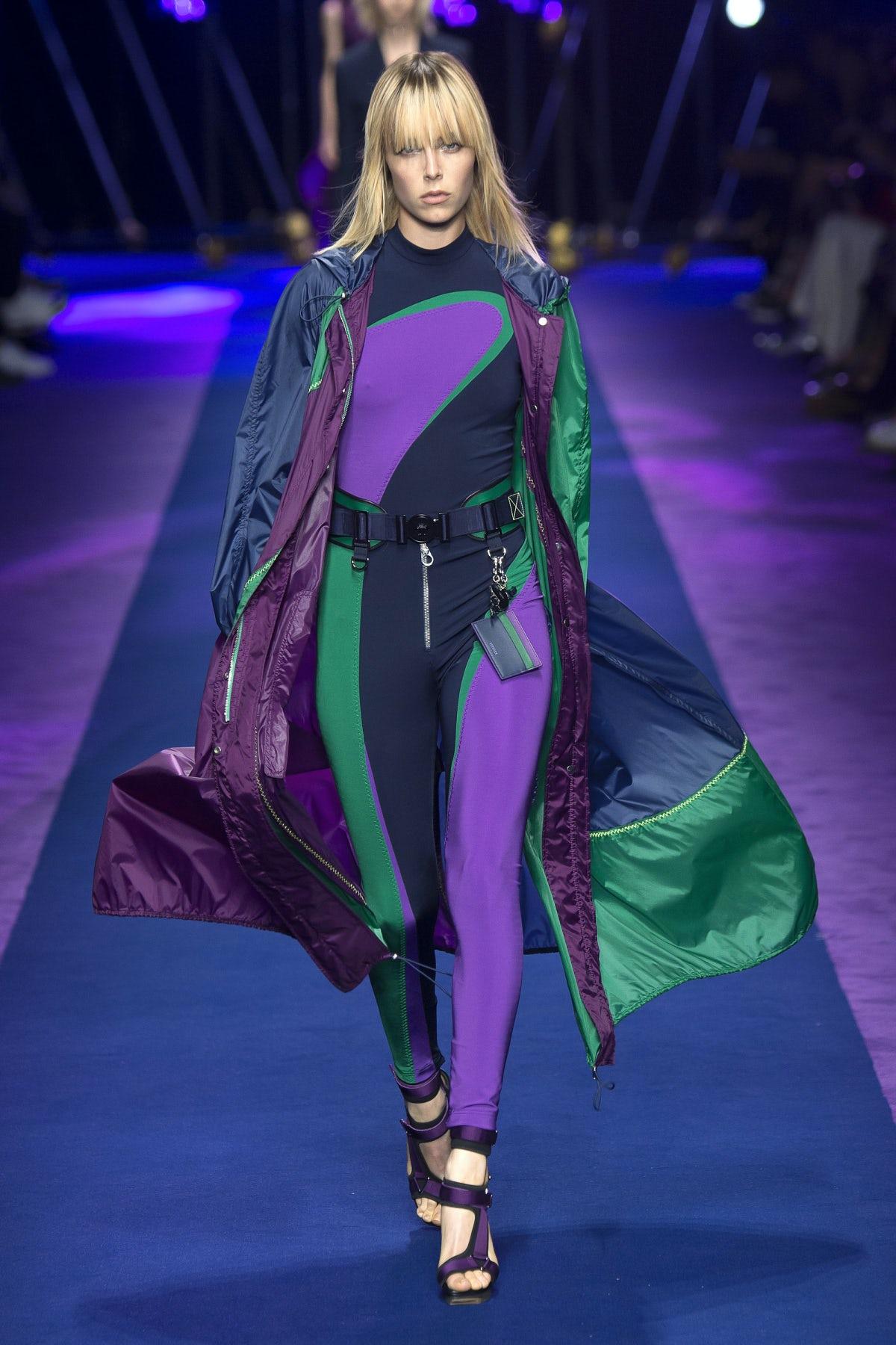Versace Spring/Summer 2017 | Source: InDigital.tv