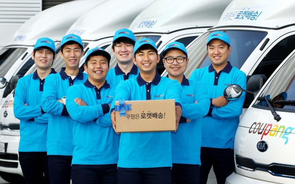 SoftBank to Invest $2 Billion in Korean E-Commerce Site Coupang