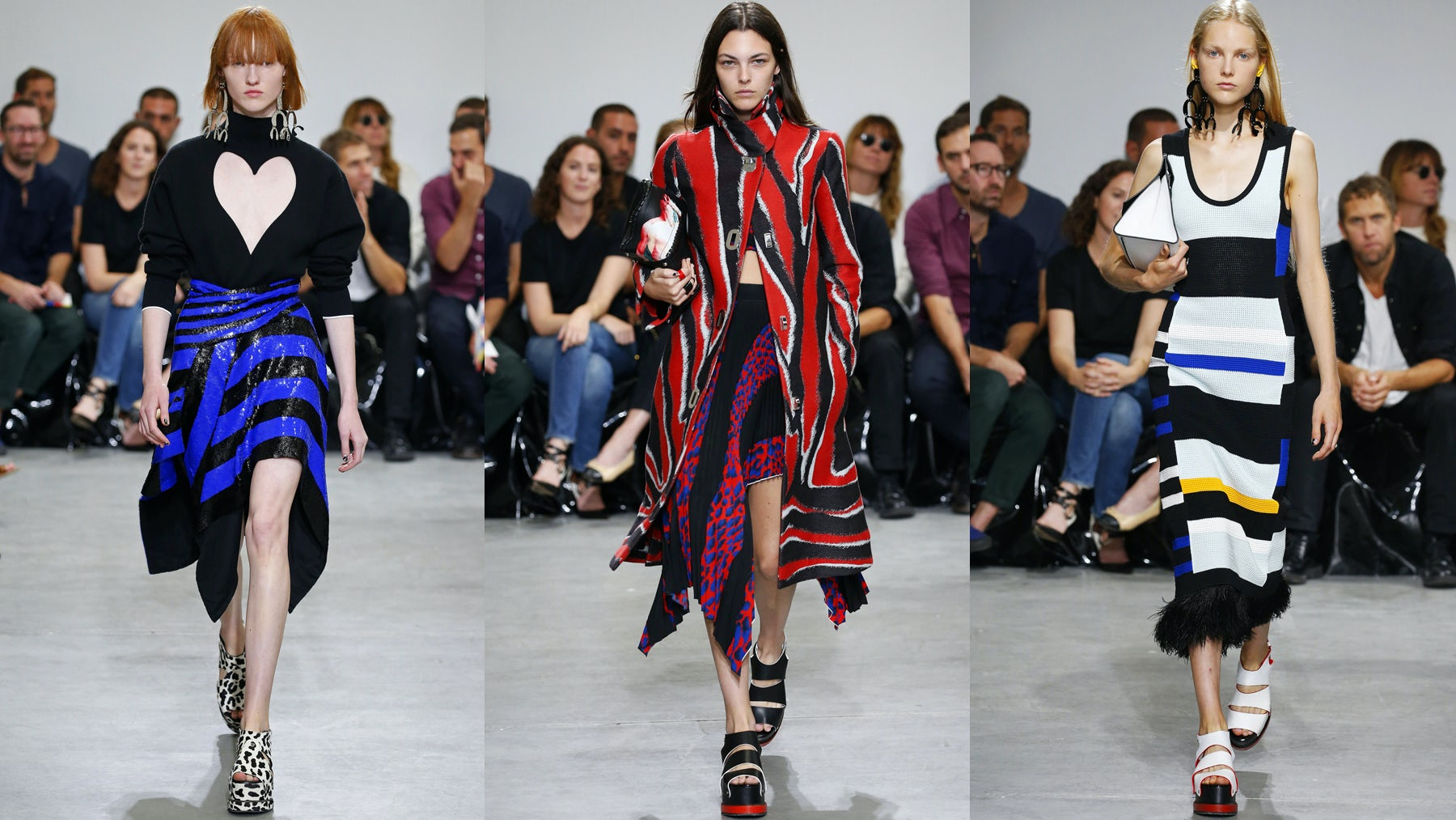 Proenza Schouler Spring/Summer 2017 | Source: Indigital