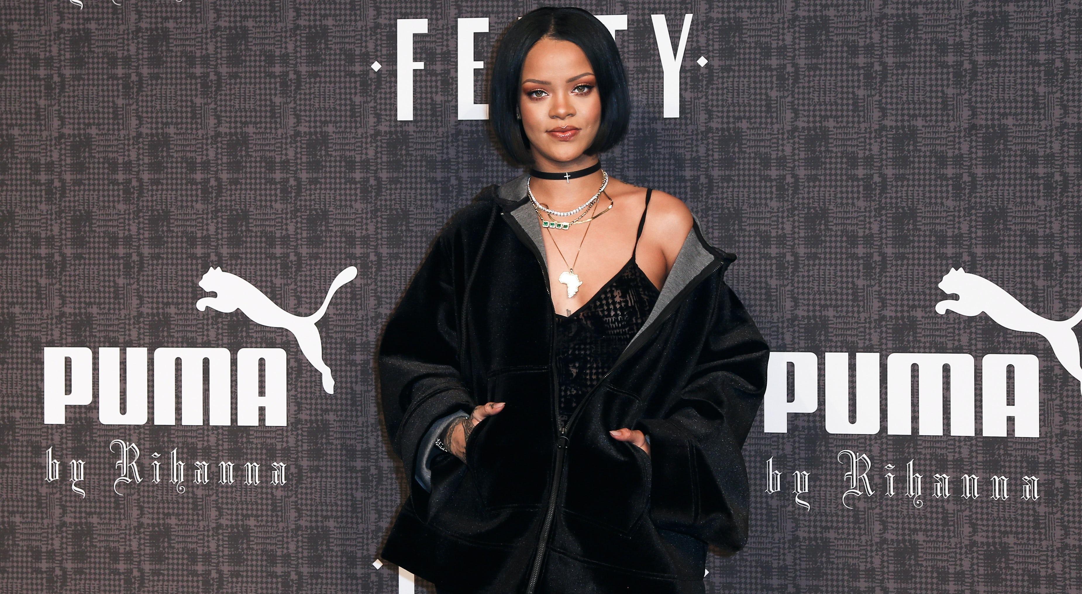 Rihanna for Puma | Source: Shutterstock