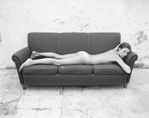 Kate Moss for Calvin Klein Obsession | Photo: Mario Sorrenti