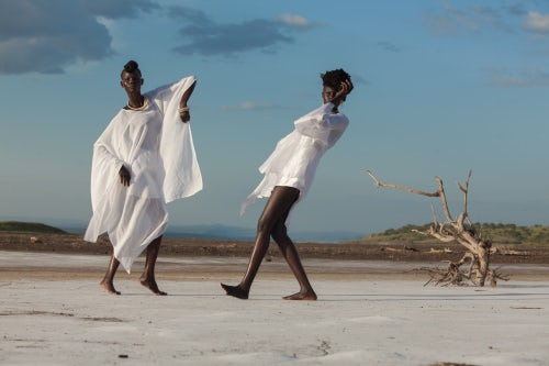 Parasise Fashion by Genet Kebede | Photo: Yonas Tadesse