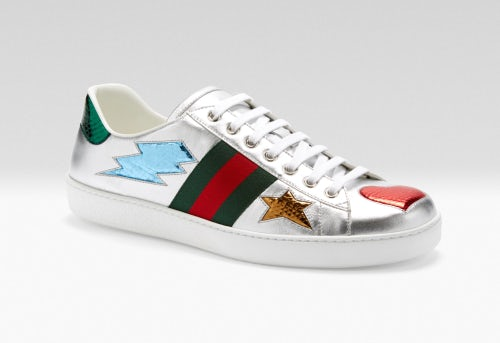 Gucci Ace sneakers | Source: Courtesy