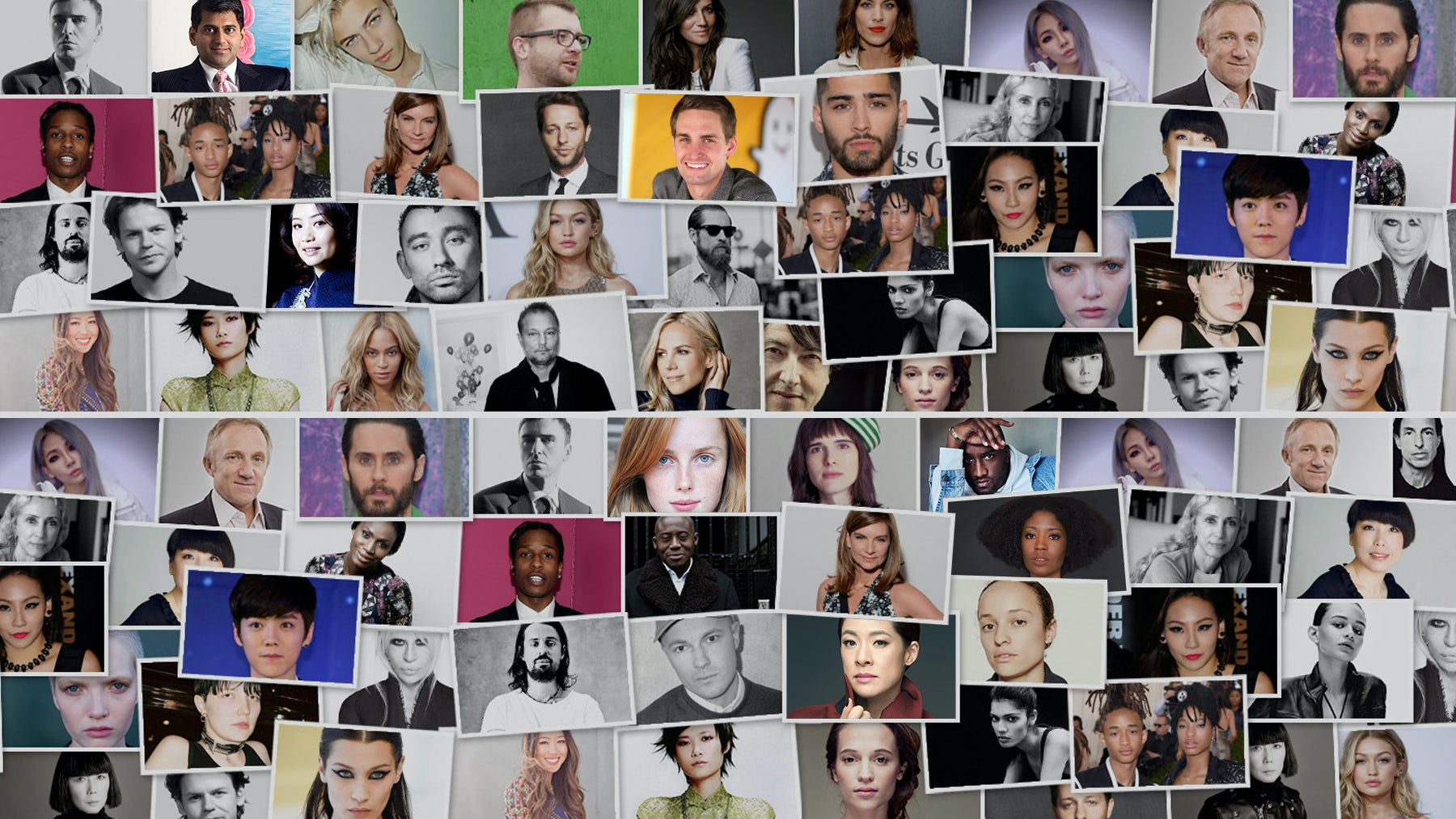 #BoF500 — The New Class: Models & Muses