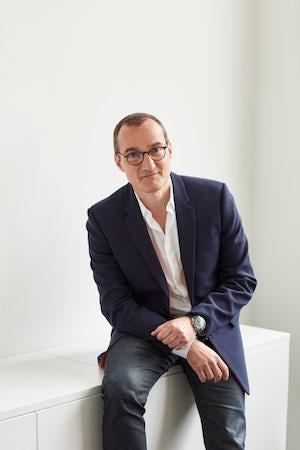 Franck Zayan, president of Style.com   Source: Courtesy