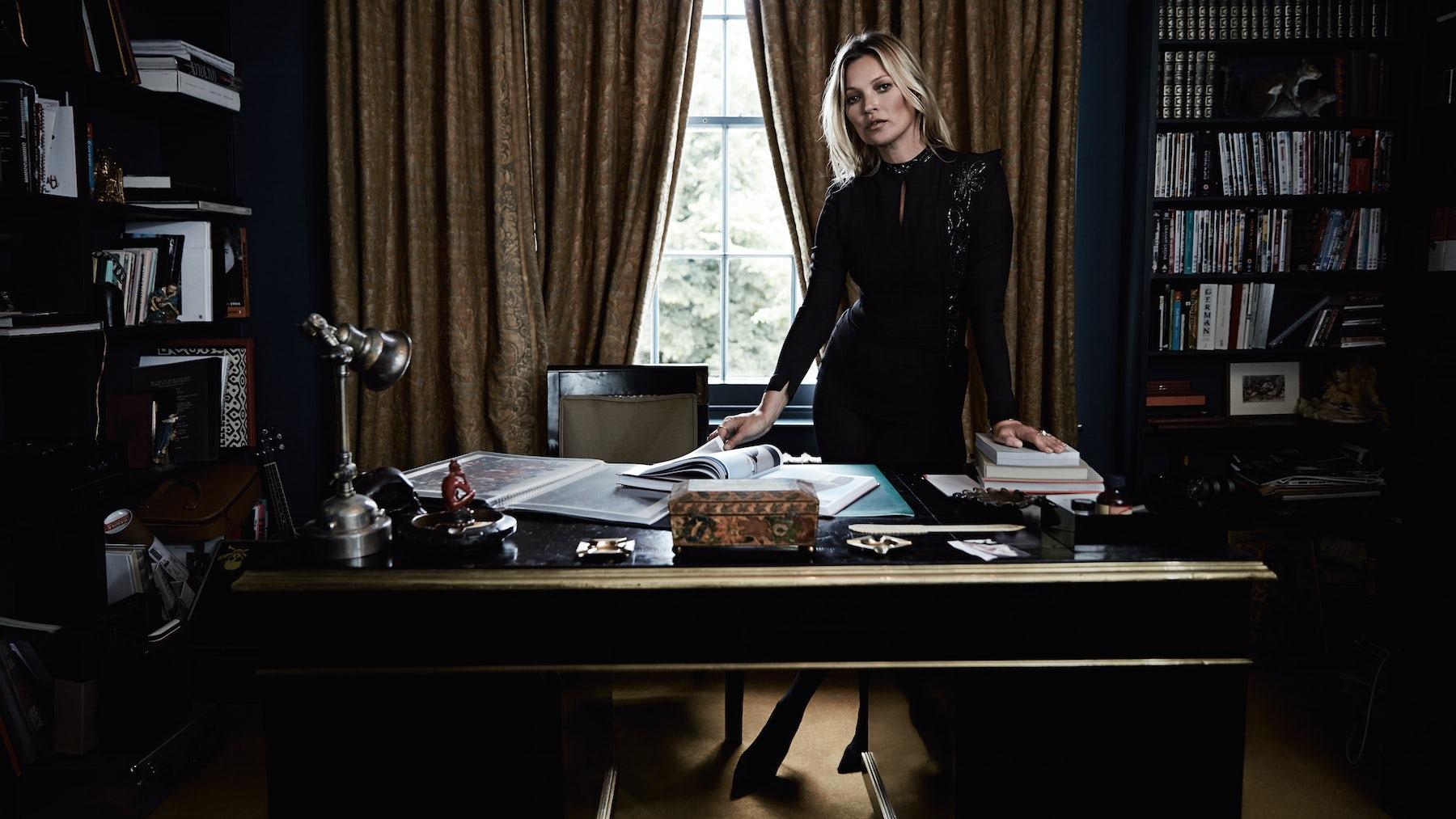 Kate Moss | Photo: Nikolai von Bismarck
