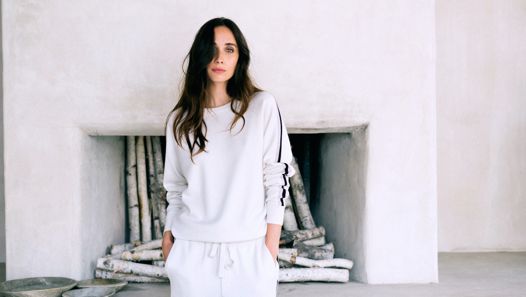 Made to Travel: Luxury Loungewear Takes Off