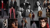For Tom Ford's Autumn/Winter 2016 show, photographers Inez van Lamsweerde & Vinoodh Matadin created 14 campaign images, six videos and a string of celebrity portraits of front row guests in under 24 hours   Illustration: Costanza Milano for BoF
