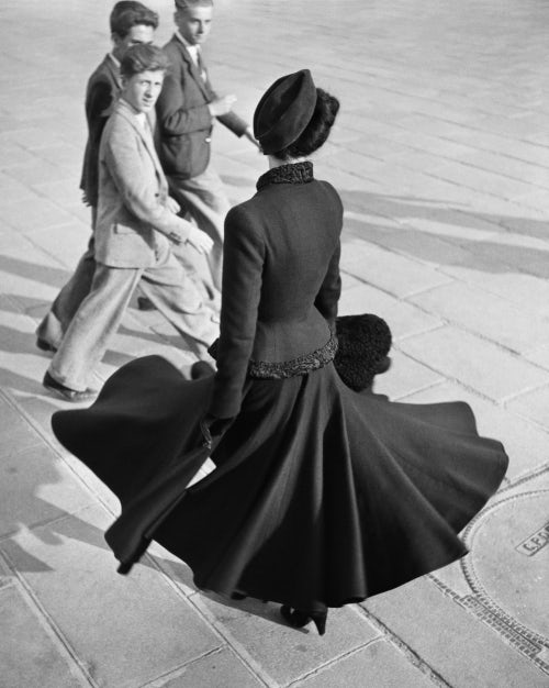 Richard Avedon, Dior and How They Changed Fashion Forever