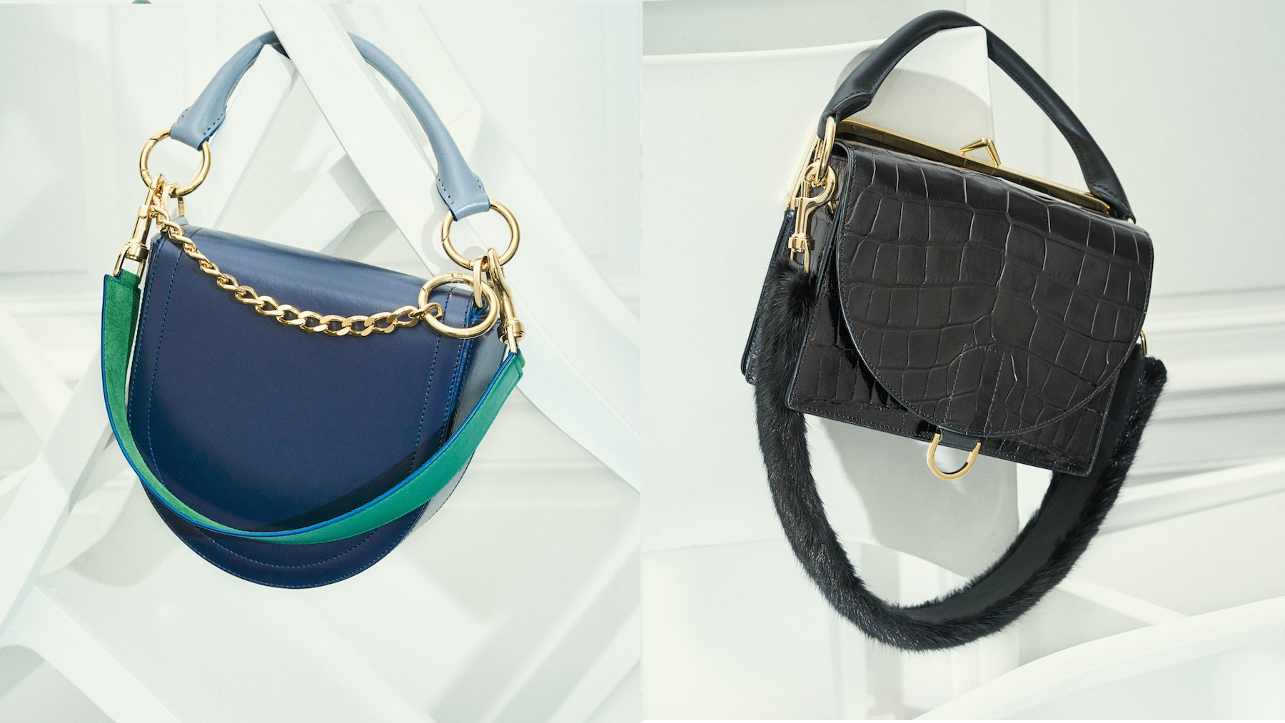 BoF Exclusive | Sacai Launches Handbags