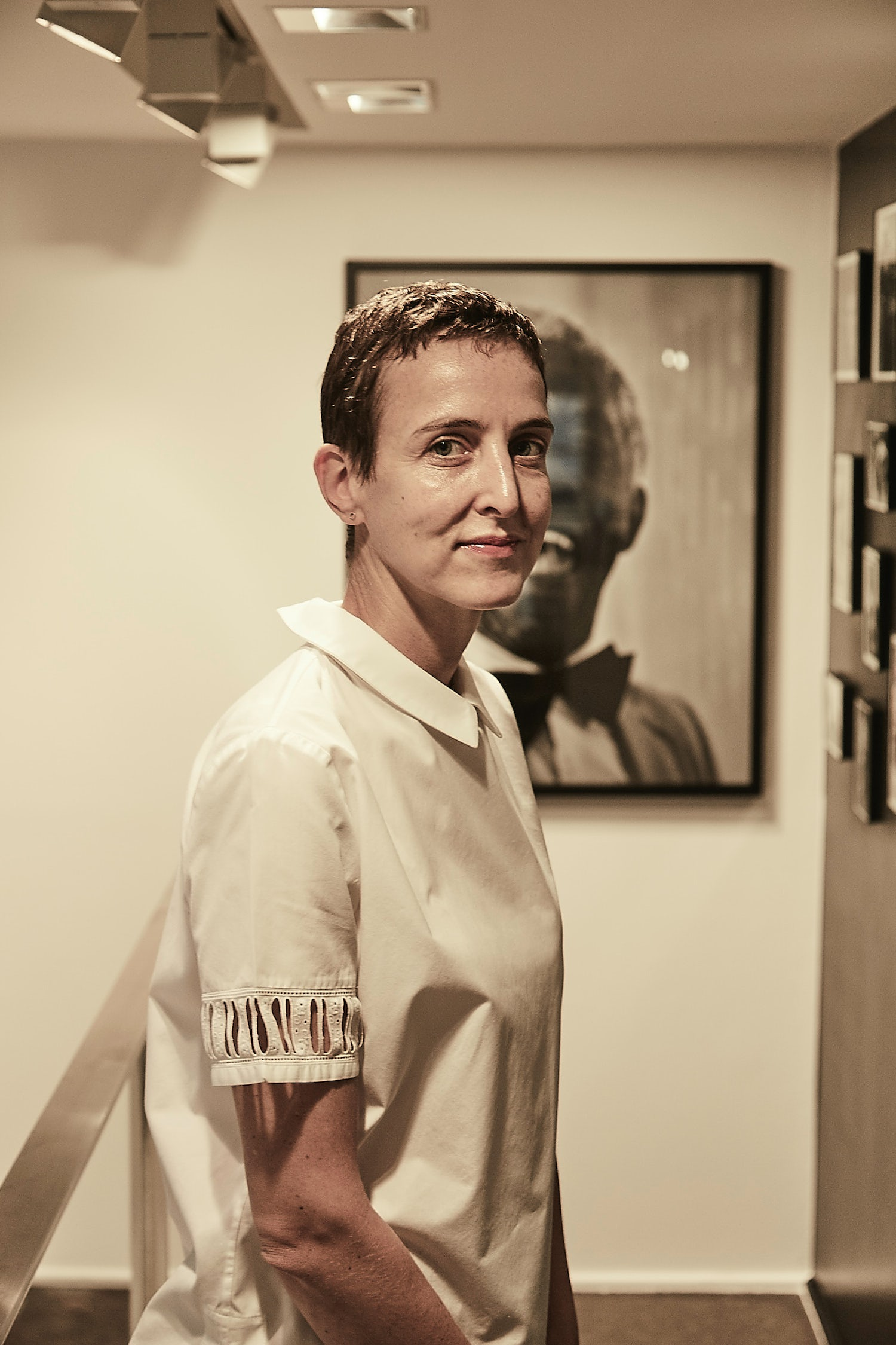 Sarah Andelman, co-founder of Colette | Photo: Fe Pinheiro for BoF