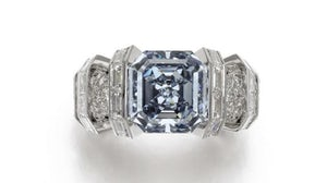 The Sky Blue Diamond | Source: Sotheby's