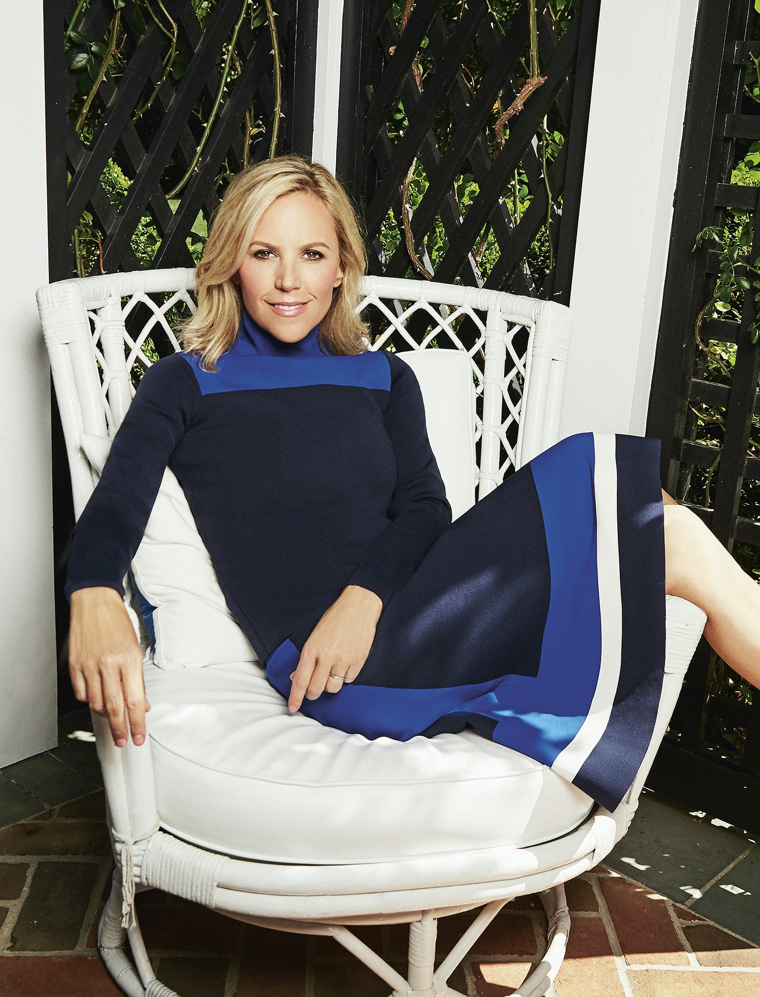 Tory Burch | Photo: Noah Griffel for BoF