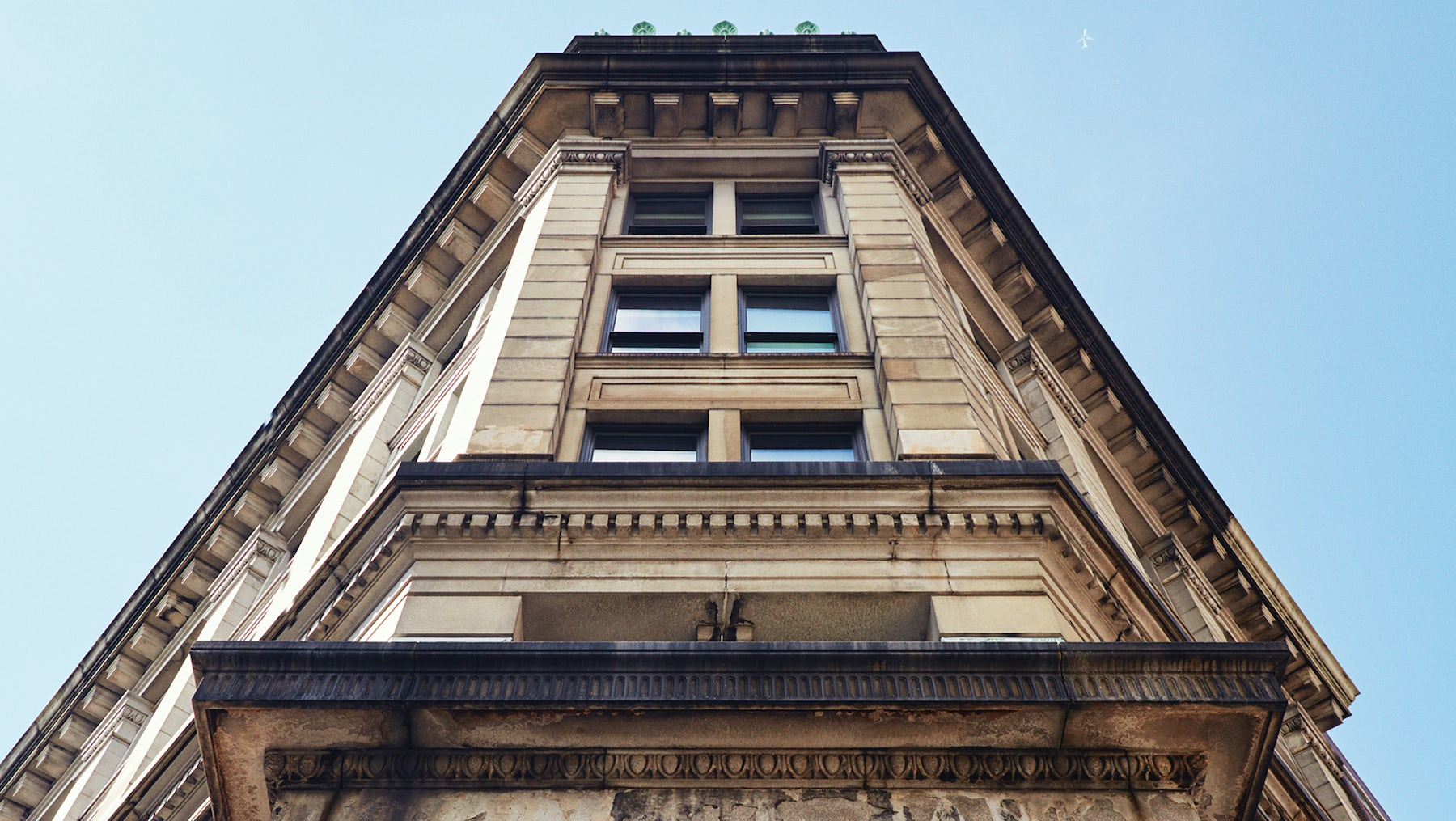 The former Germania Bank at 190 Bowery, New York | Photo: Kevin Trageser