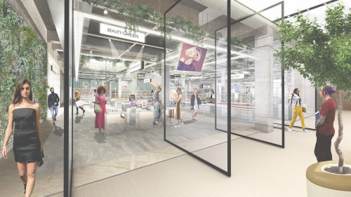 Canberra Centre mall | Source: QIC