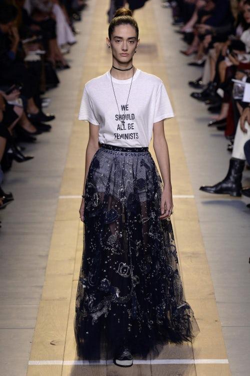 Christian Dior Spring/Summer 2017 | Source: Indigital