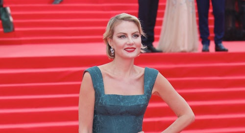 Moscow International Film Festival - Opening Ceremony Red Carpet Arrivals
