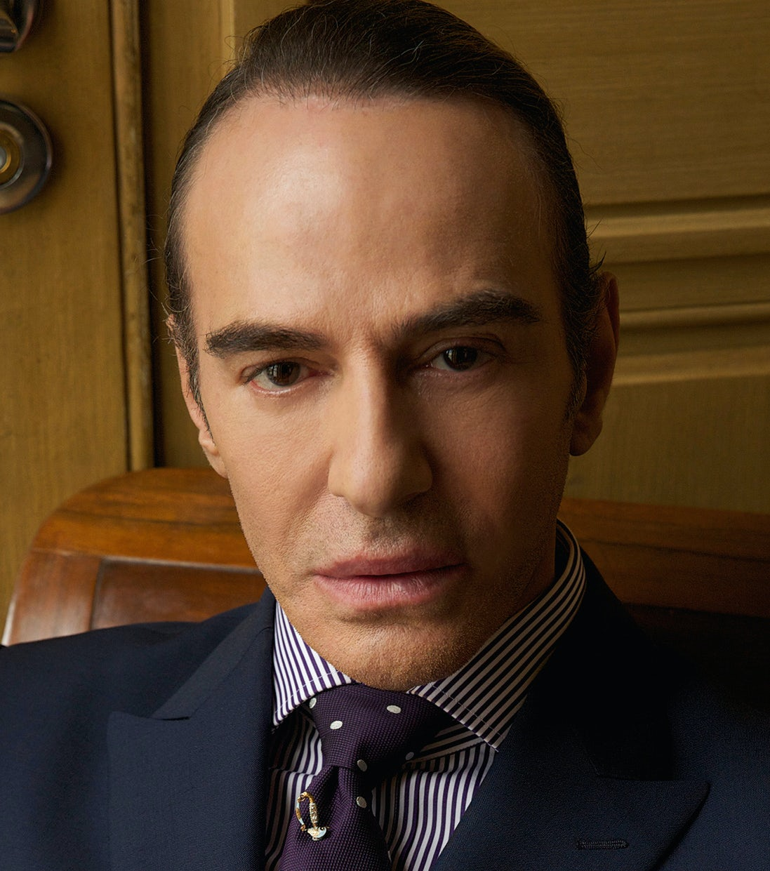 John Galliano | Source: Courtesy