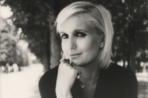 Maria Grazia Chiuri | Source: Courtesy