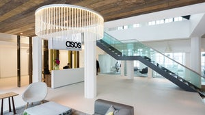 Asos headquarters in London | Source: Courtesy