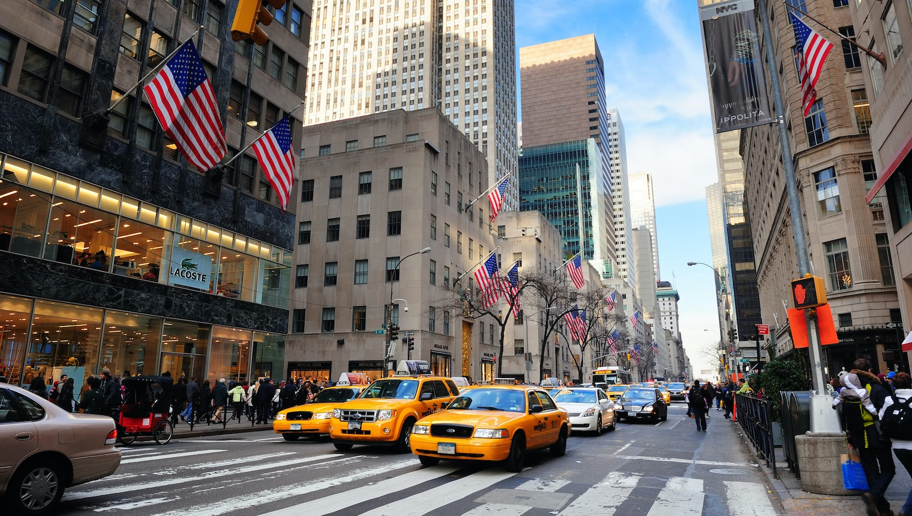 Fifth Avenue, New York | Source: Shutterstock