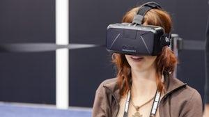 Facebook's Oculus VR technology device | Source: Shutterstock