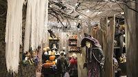 Grandin Road's Halloween pop-up store at Macy's | Source: Shutterstock