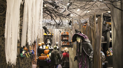 a222c4352bba Why Are Department Stores So Scared of Halloween? | Intelligence | BoF