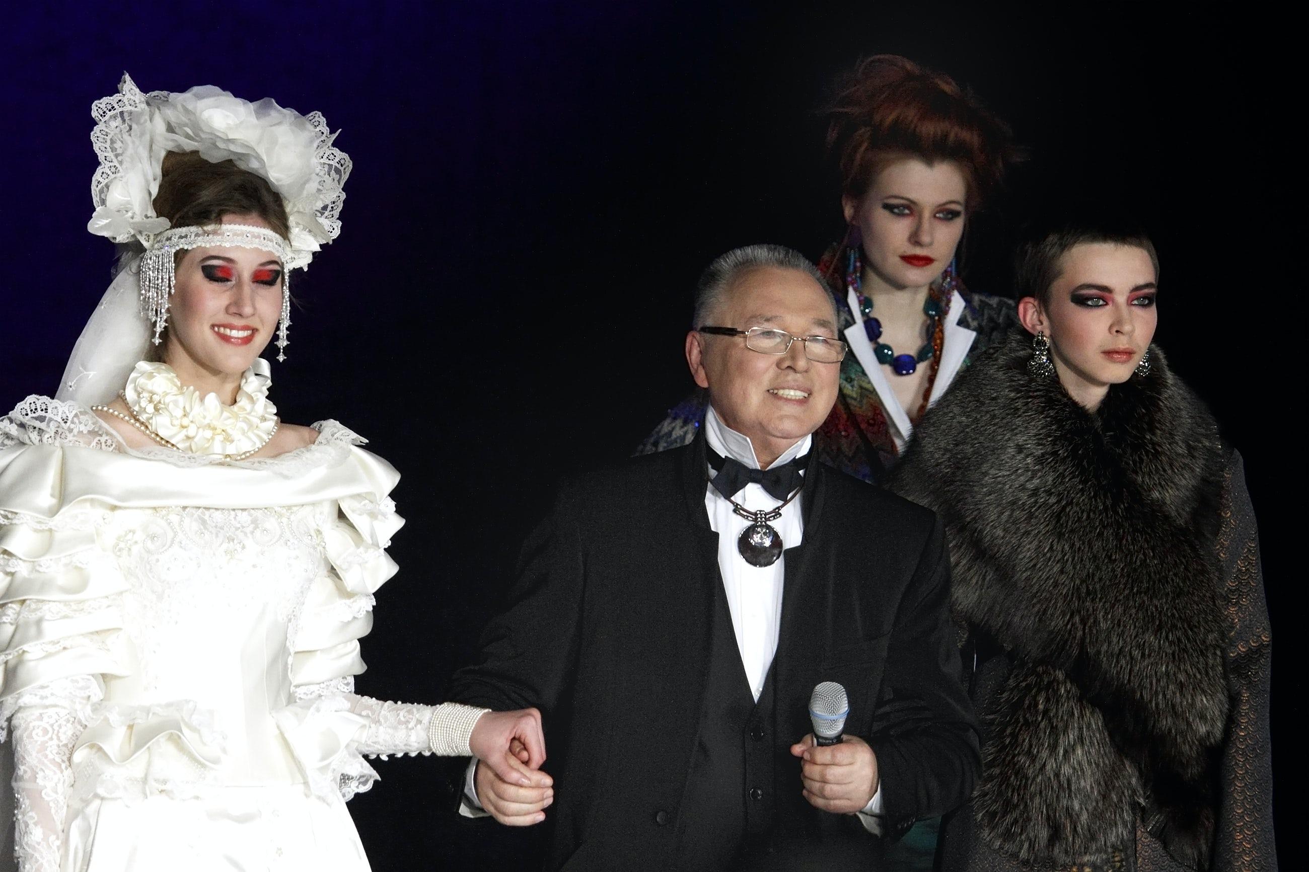 Slava Zaitsev and models | Source: Shutterstock