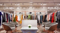 Forty Five Ten's womenswear department   Source: Courtesy