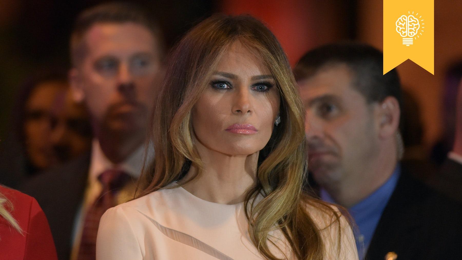 Melania Trump | Source: Shutterstock
