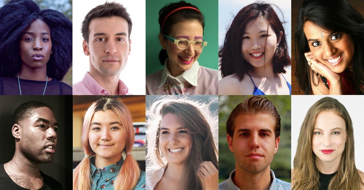 Meet fashion's 'Future Voices'   Source: BoF
