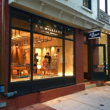 The R.M. Williams store in New York | Source: Courtesy