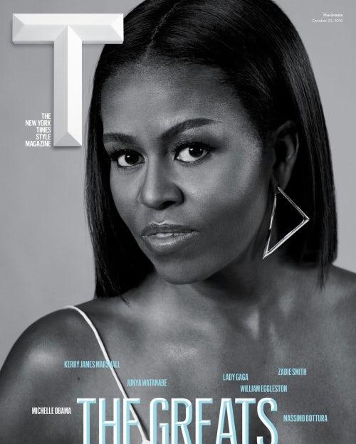 Michelle Obama - Collier Schorr