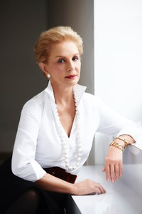 Carolina Herrera | Photo:  Nigel Perry