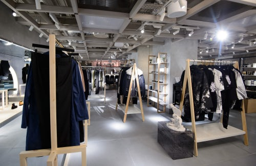 Harvey Nichols x CIFF pop-up | Source: Harvey Nichols
