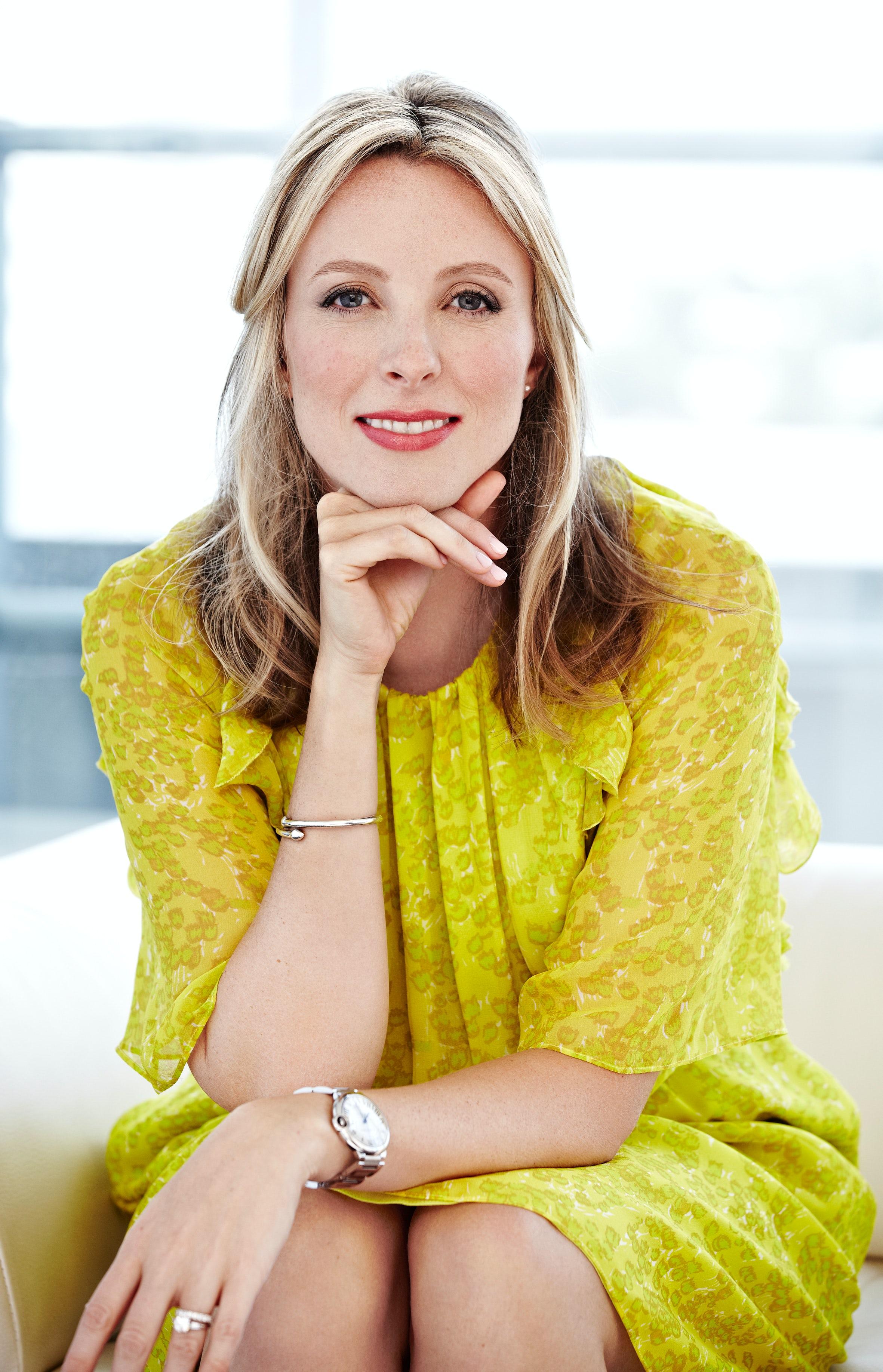 Farfetch chief strategy officer Stephanie Phair