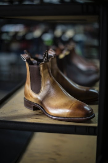 The R.M. Williams Craftsman boot | Source: Courtesy