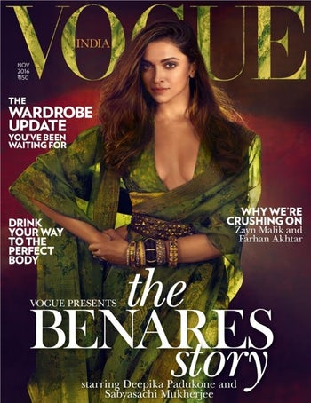 Vogue India | Source: Courtesy