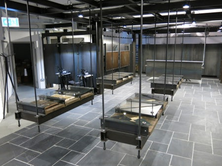 YKK's European showroom in Shoreditch, London | Source: Courtesy