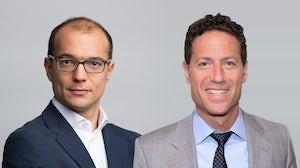 Ioris Franchini (left) and Mark Shapiro (right) | Source: WME IMG