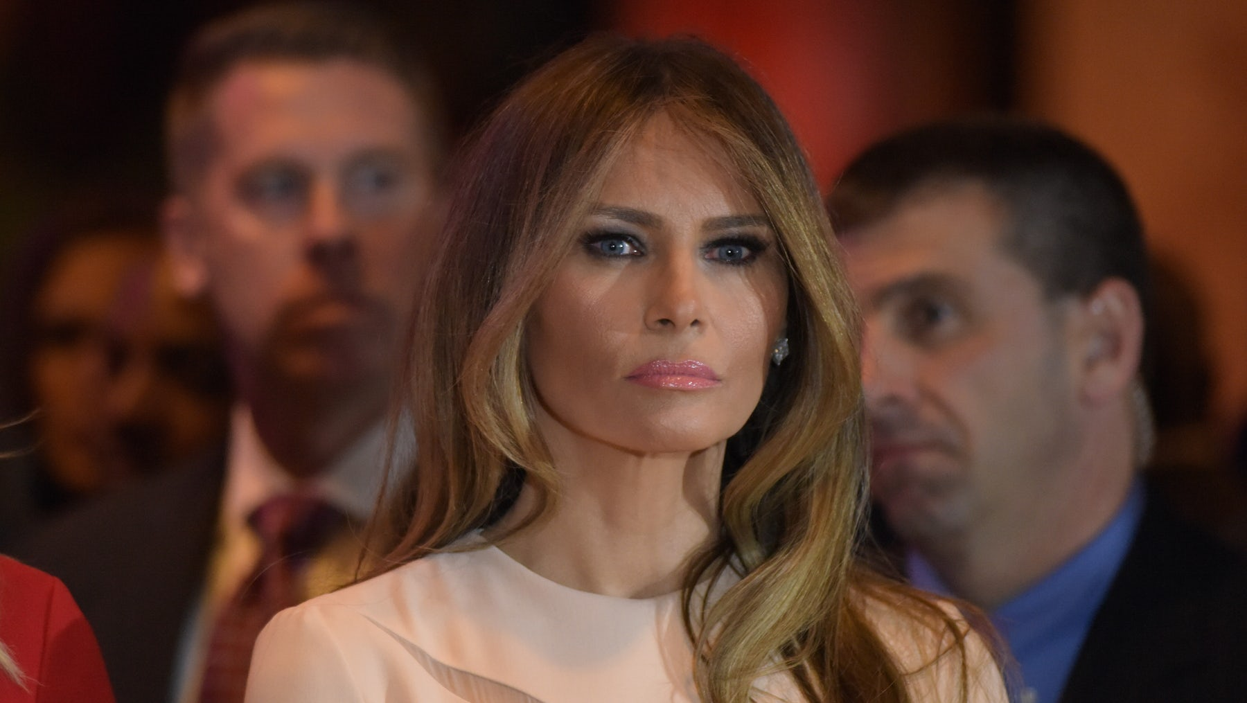 Melania Trump, future first lady of the United States | Source: Shutterstock