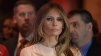 Melania Trump | Source: Shutterstock