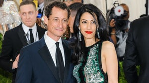 Anthony Weiner and Huma Abedin at the MET Gala 2016   Source: Shutterstock