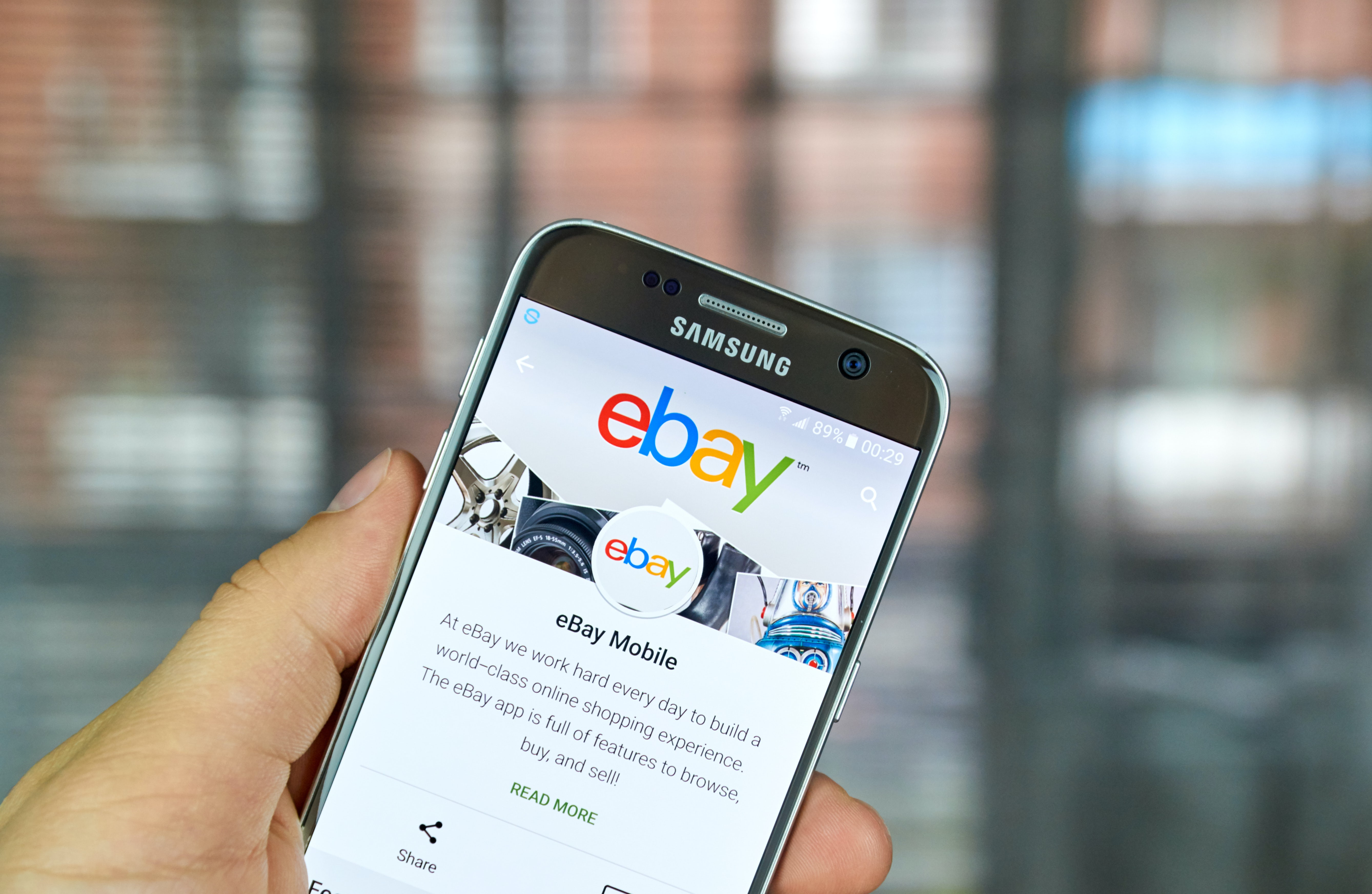 Ebay Wants To Make Mobile Wednesday A Thing Good Luck With That