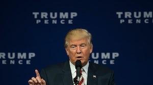 Donald Trump | Source: Shutterstock