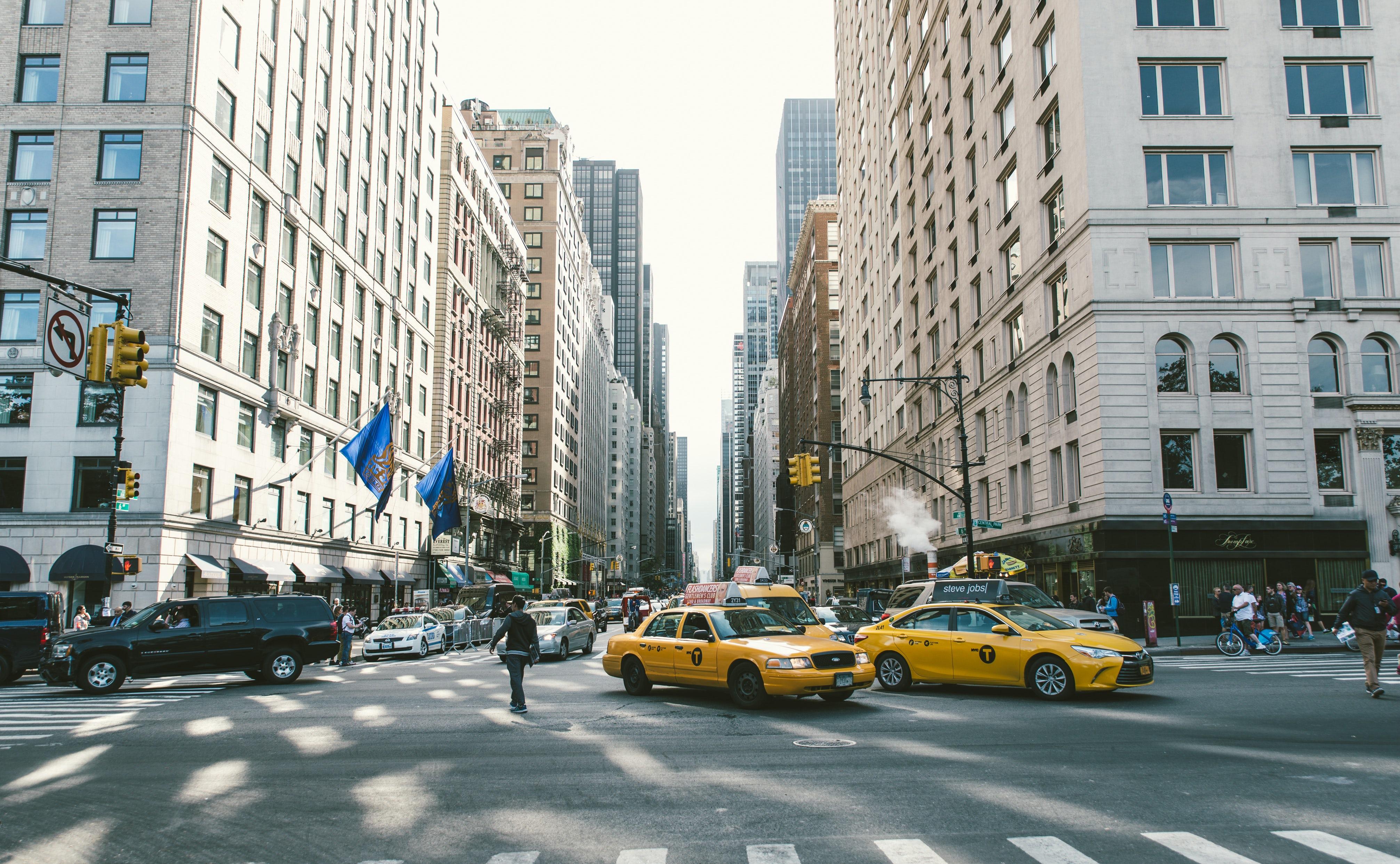 Fifth Avenue, Manhattan, New York | Source: Shutterstock