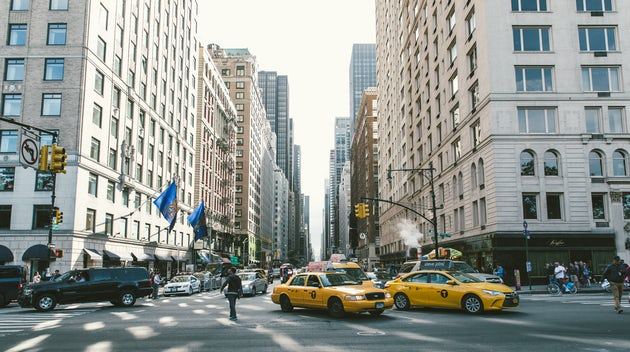 Fifth Avenue, Manhattan, New York   Source: Shutterstock