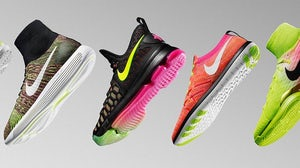 Nike's Flyknit sneakers | Source: Courtesy
