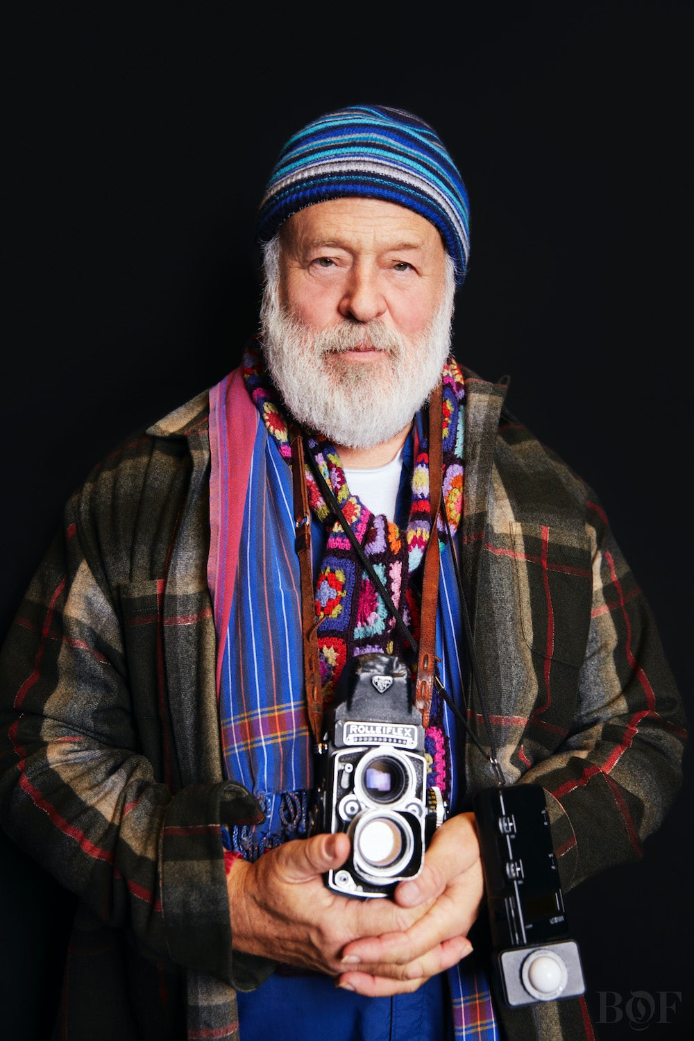 Bruce Weber | Photo: Kevin Trageser for BoF